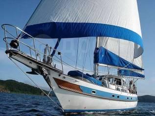 """Аренда круизной парусной яхты """"Vesta"""" 56 футов"""