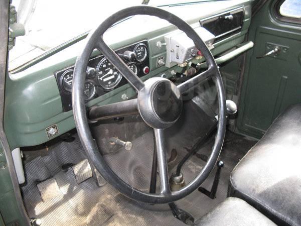 ГАЗ-63 1968 г. в. БП. 3 500куб. см.