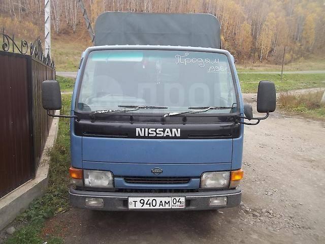 Nissan Atlas. Продам Ниссан Атлас 1996г., 2 700куб. см., 1 500кг.