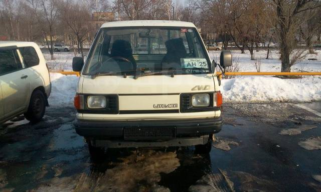 Toyota Lite Ace. Продам грузовик 4WD, 1 800куб. см., 1 000кг.
