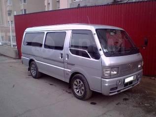 Грузоперевозки грузопассаж. микроавтобусами 4wd