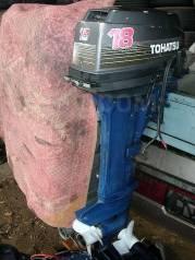 Подвесной лодочный двигатель Tohatsu 18