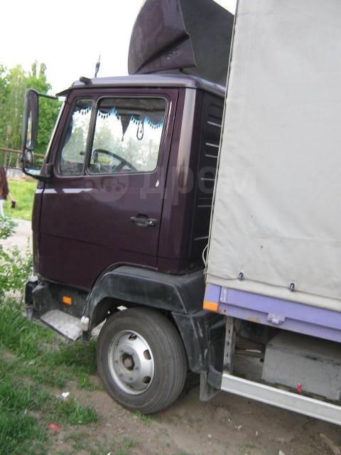 ЧТЗ Б14. Продам грузовик Мерседес 814, 1991 г. Тент, грузоподъемность 5т., 6куб. см., 5 000кг.