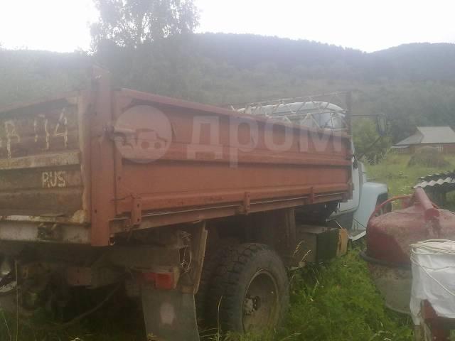 ГАЗ 3507. Продам грузовой автомобиль, 8 000кг.