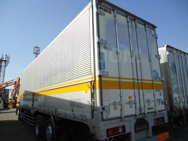 Mercedes-Benz. Фургон-бабочка 2002, 58М3, 14 000куб. см., 15 000кг., 6x2