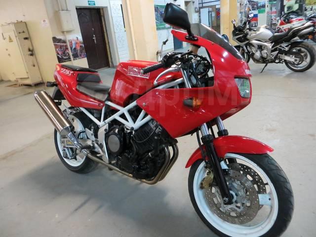 Yamaha TRX850. 850куб. см., исправен, птс, без пробега