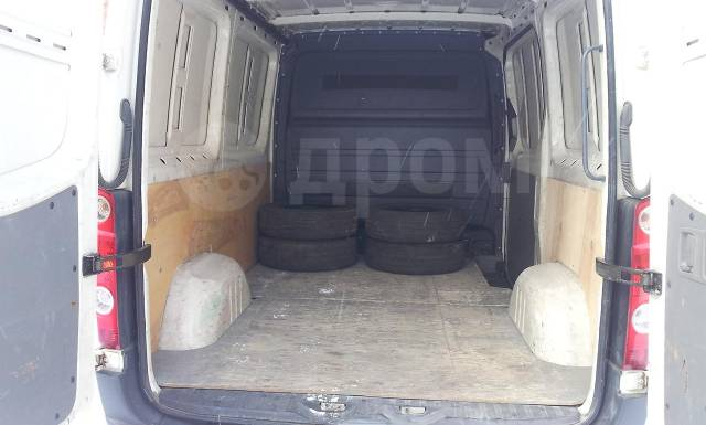 Volkswagen Crafter. Продам грузовик, 2 500куб. см., 1 300кг.