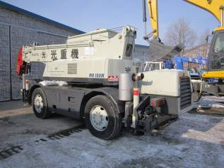 Kato KR-10H, 2001