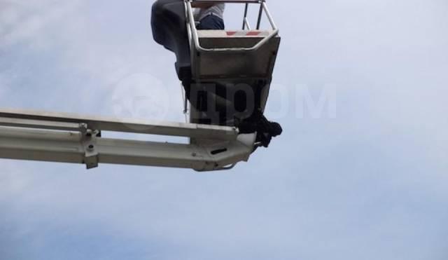 Horyong Sky. Автовышка Horyong SKY 210A (21 метр), 2 902куб. см., 21,00м.