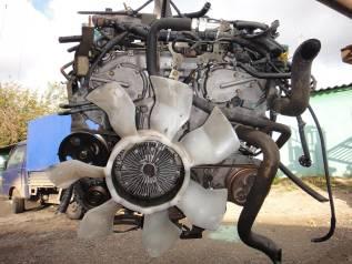 Контрактный б/у двигатель Nissan VQ35-DE
