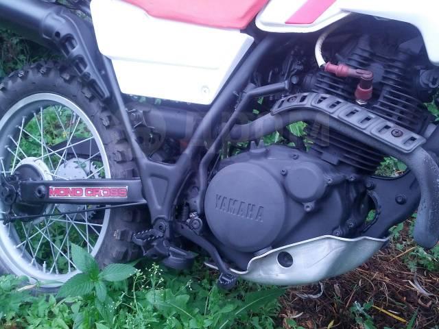 Yamaha Serow. 225куб. см., исправен, птс, с пробегом