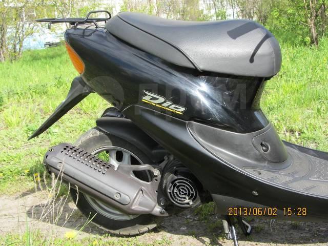 Honda Dio AF34. 49куб. см., исправен, птс, с пробегом