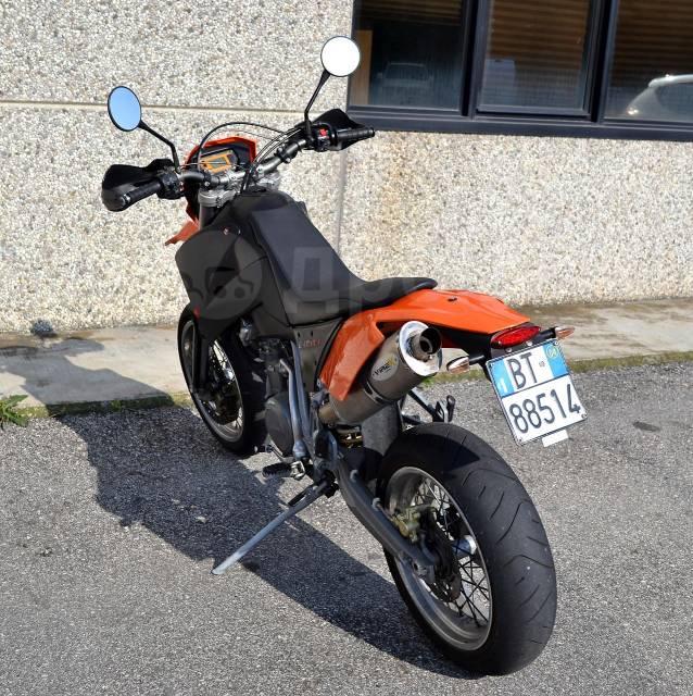 KTM 640 LC4. 625куб. см., исправен, птс, без пробега