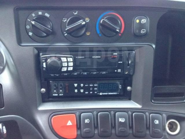 Hyundai HD78. Hyundai HD 78 рефрежиратор, 3 907куб. см., 5 000кг., 4x2