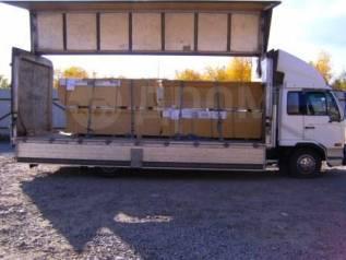 """Грузоперевозки 5 тонн, фургон """"бабочка""""."""