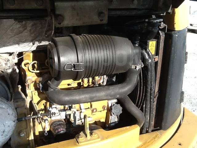 Caterpillar 303CR. Японский эксковатор САТ 303CR гидровыход