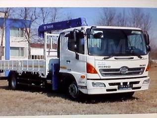 Грузовик с Краном грузовик-5тон. кран-3тоны