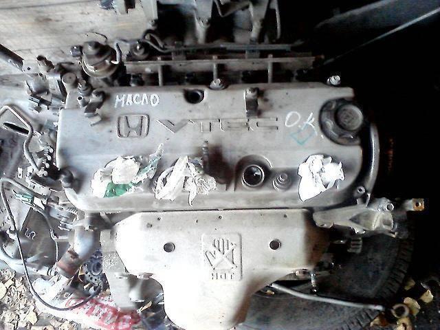 Двигатель в сборе. Honda Accord, CF5, CC7, CD3, CD4, CD5, CD6, CD7, CD8, CD9, CE1, CE2, CE6, CE7, CE8, CE9, CF1, CF2 Honda Odyssey Honda Odissey F22B...