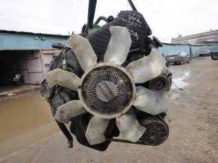 Контрактный б/у двигатель Mazda WL-E