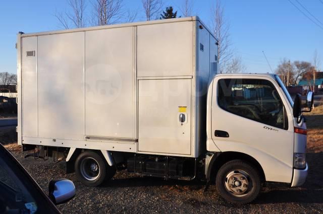 Toyota Dyna. Продам грузовик рефрижератор тойота дюна, 4 600куб. см., 2 000кг., 4x2