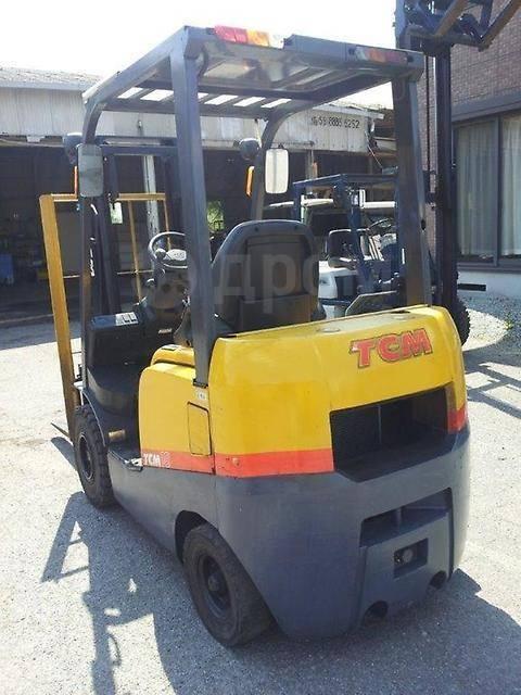 TCM. Продам японский дизельный погрузчик марки ТСМ г/п 1500 кг, 1 500кг.
