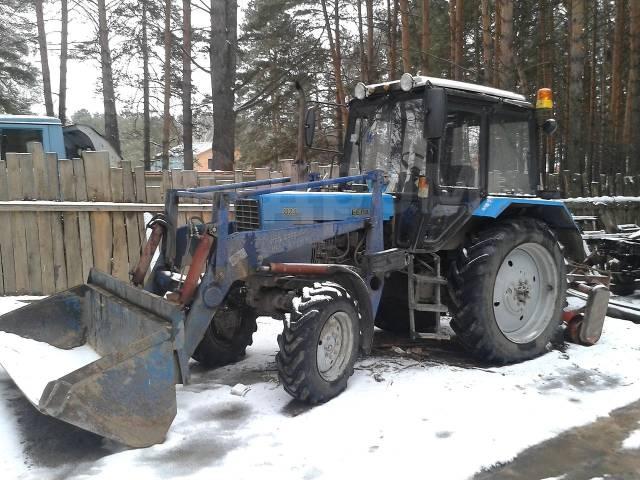 МТЗ 82.1. Продам трактор