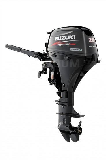 Suzuki. 20,00л.с., 4-тактный, бензиновый, 2019 год