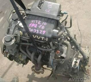 Контрактный двигатель 1SZ-FE