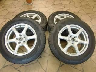 225/65R17 Комплект зимних колес очень дешево!