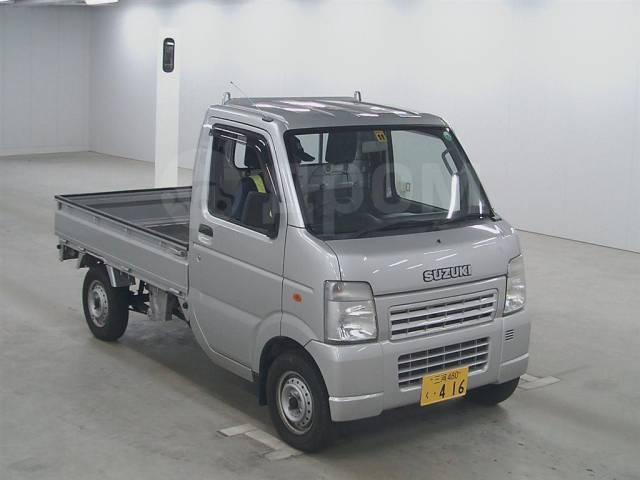 Suzuki. 4WD, бензин, коробка., 660куб. см., 500кг., 4x4