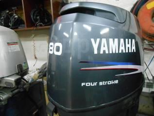 Лодочный мотор Yamaha F80