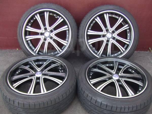 """245/40R18 Комплект летних колес очень дешево!. 8.0x18"""" 5x114.30 ET45 ЦО 67,1мм."""