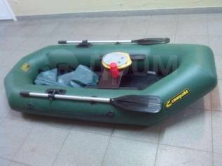 Гребная лодка 220 ПВХ