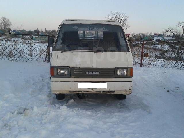Mazda Bongo. Продам 1991 г., 2 200куб. см., 2 000кг., 4x2