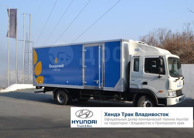 Hyundai HD120. Рефрижератор Hyundai HD 120, 5 900куб. см., 5 100кг., 4x2
