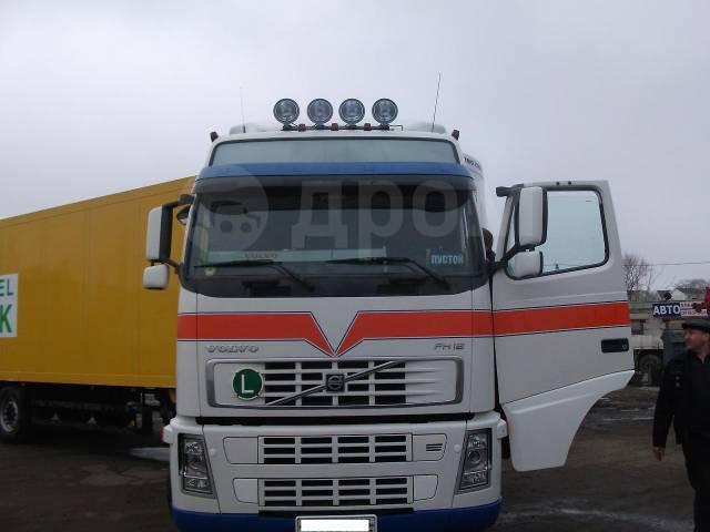 Volvo. Седельный тягач , 12 130куб. см., 25 000кг., 6x4