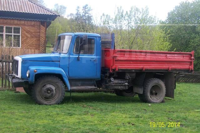 ГАЗ 3507. Срочно продам ГАЗ, 4куб. см., 4 000кг., 4x2
