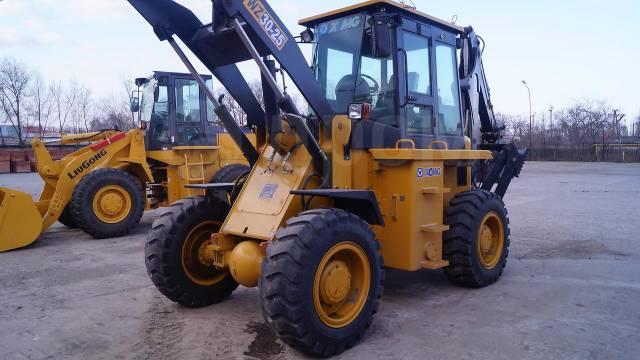 XCMG WZ30-25. Экскаватор – погрузчик XCMG LW 30 - 25