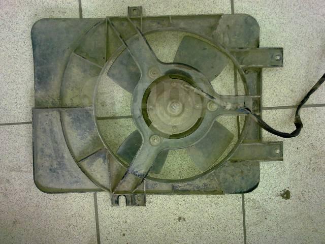 Вентилятор охлаждения радиатора. Лада: Приора, 2110, 2108, 21099, 2109, 2114 Самара, 2104, 2106, 2107, 2111, 2112, 1111 Ока, 2114