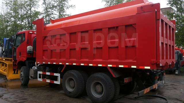 FAW CA3252. Самосвал FAW J6 со съёмной ёмкостью в кузове, 8 600куб. см., 25 000кг., 6x4