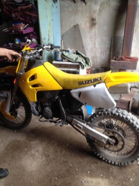 Suzuki RM. 250куб. см., исправен, птс, без пробега