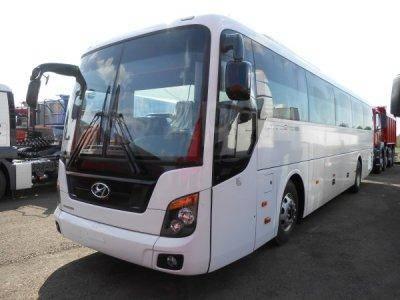 Hyundai Universe. Автобус Luxury Туристический Новый, 43 места