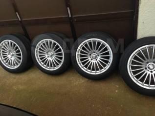 235/50R18 Комплект летних колес очень дешево!