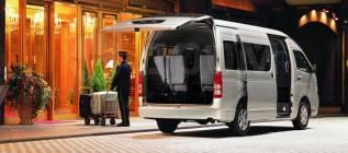 Аренда микроавтобуса Toyota Hiace 11 пасс. мест автомобиль на ВЭФ