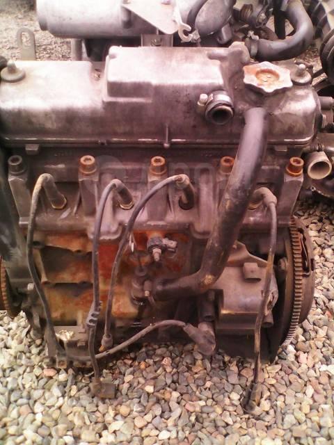 Двигатель в сборе. Лада 2109, 2109