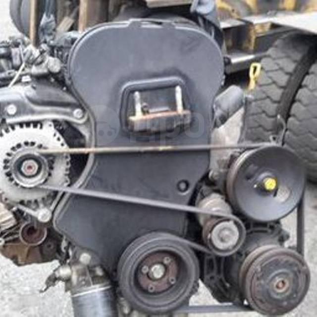 Двигатель в сборе. Daewoo Condor