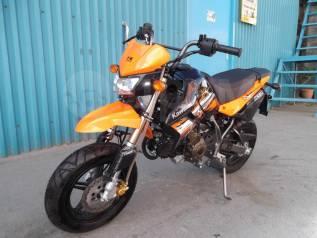 Kawasaki KSR110, 2016