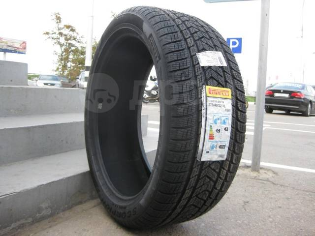 Pirelli Scorpion Winter, 275/40R22