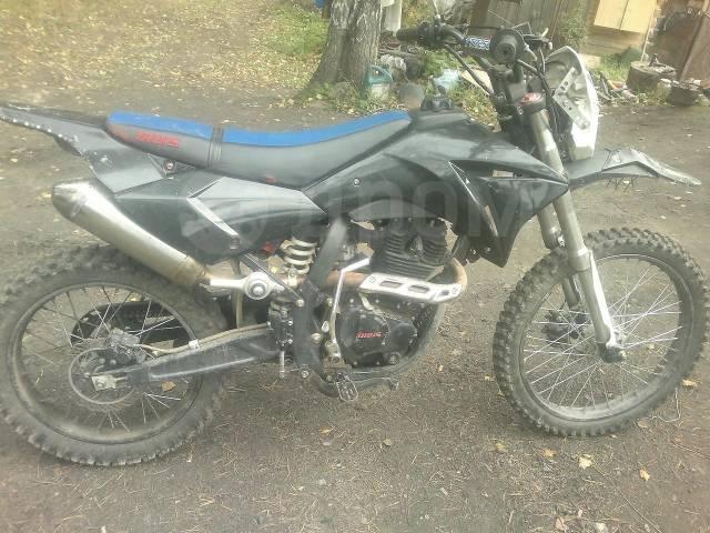 Мотцикл Ирбис ТТР250. 250куб. см.