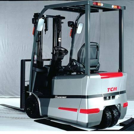 TCM FTB18-7. Надежный новый японский электропогрузчик ТСМ 1.8т, Распродажа, 1 800кг.